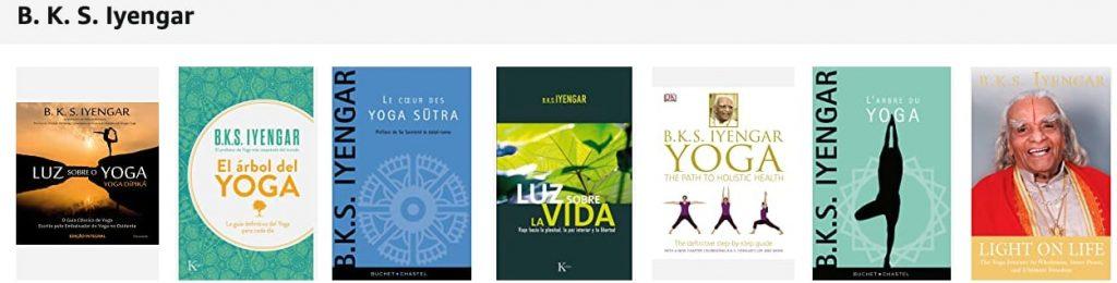 Libros BKS Iyengar